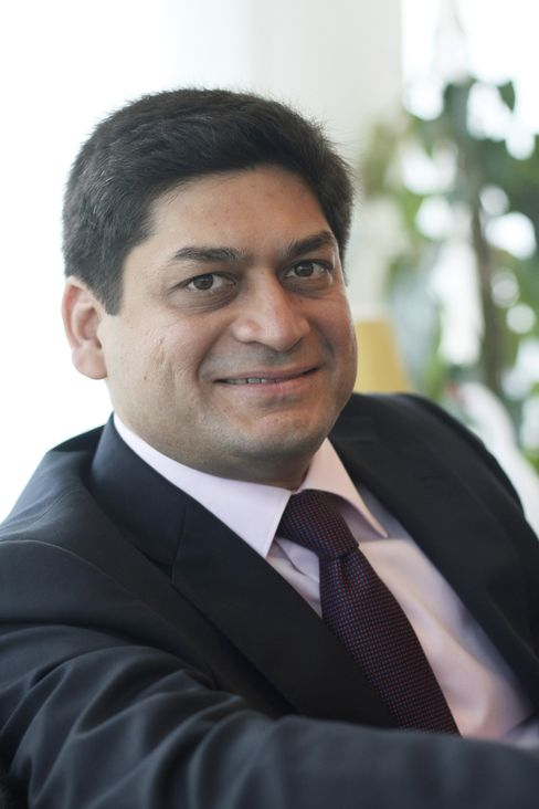 Essar Group Chief Executive Officer Prashant Ruia