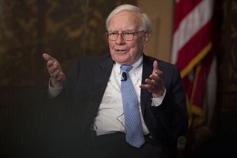 Chairman and CEO of Berkshire Hathaway Inc. Warren Buffett
