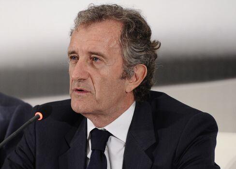 Gamesa SA Chief Executive Officer Ignacio Martin