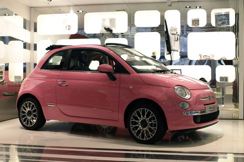 Chrysler to Offer Fiat 500 Shoppers No-Haggle Experience