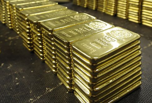 Gold May Advance For Third Day