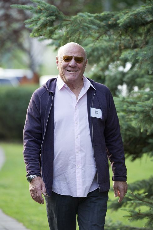 SAC/InterActiveCorp. Chairman Barry Diller