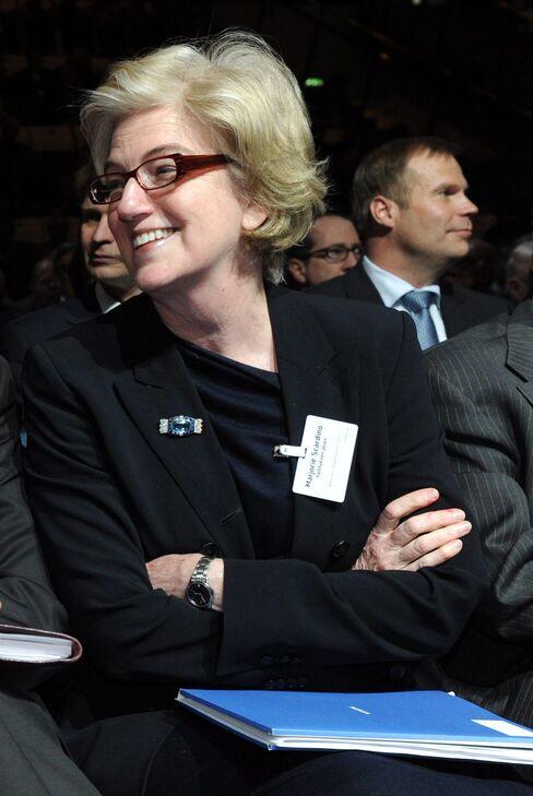 Pearson PLC CEO Marjorie Scardino