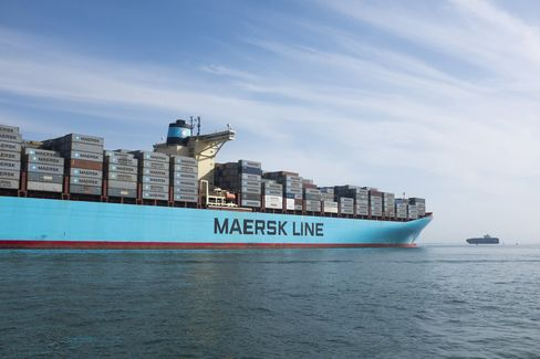 Maersk Wins as Biggest Shipping Accord to Boost Profit