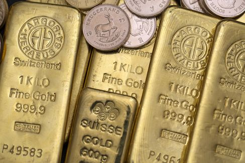 Goldman Lowers Gold Price Forecast Through 2014 as Cycle Turns