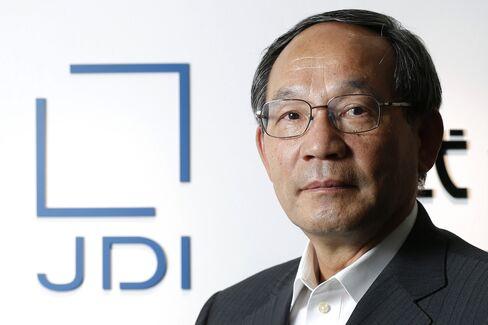 Japan Display Inc. CEO Shuichi Otsuka