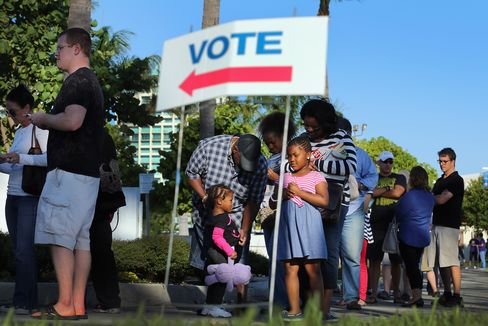 President Obama Leads Romney in Early Voting, Axelrod Says