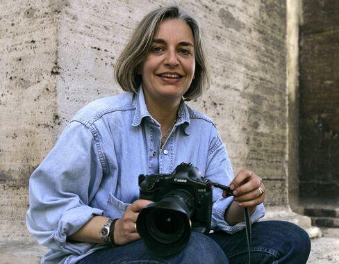 German Photojournalist Anja Niedringhaus