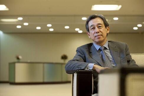 Olympus Chairman Yasuyuki Kimoto