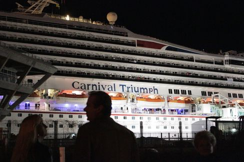 Carnival Flies Passengers Home After Ship Generator Malfunction