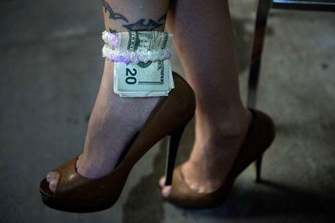 Lap Dances Targeted by Philadelphia for Amusement Revenue