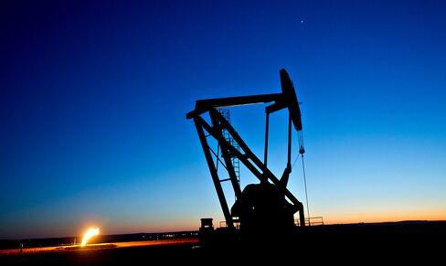 Crude Oil Well