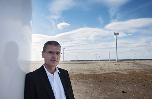 Vestas Wind Systems A/S Chief Executive Officer Ditlev Engel