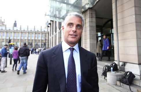 UBS Investment Bank Chief Executive Officer Andrea Orcel