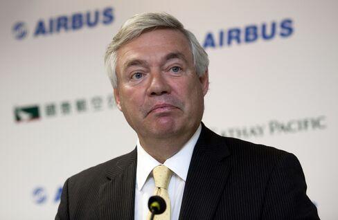 Airbus COO John Leahy