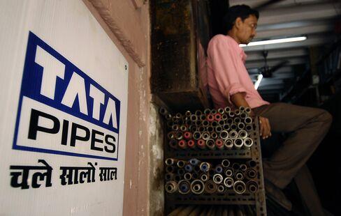 Junk Sales Near Record as Tata Steel Joins Bharti
