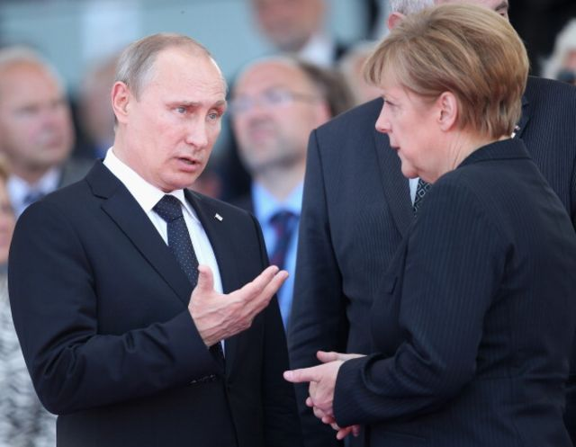 UnderChancellor Angela Merkel, Germany continues to demonstrate an irrational fear of inflation and an unwillingness to disrupt its commercial ties with Russia.