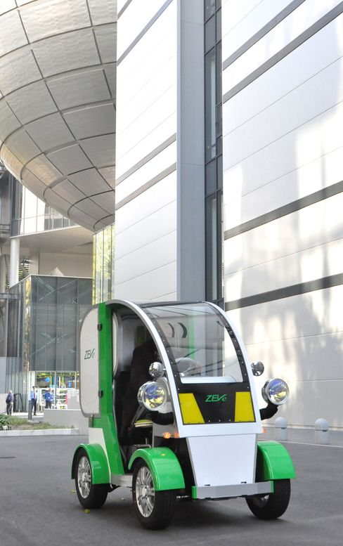 Mini Golf-Cart-Size Autos Set to Be Road-Legal in Japan
