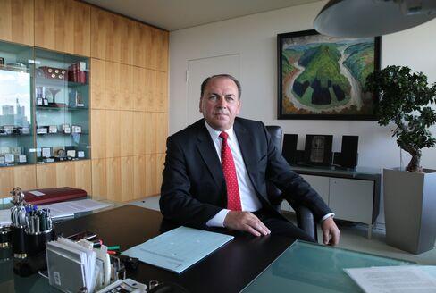 President Of The Deutsche Bundesbank Axel Weber