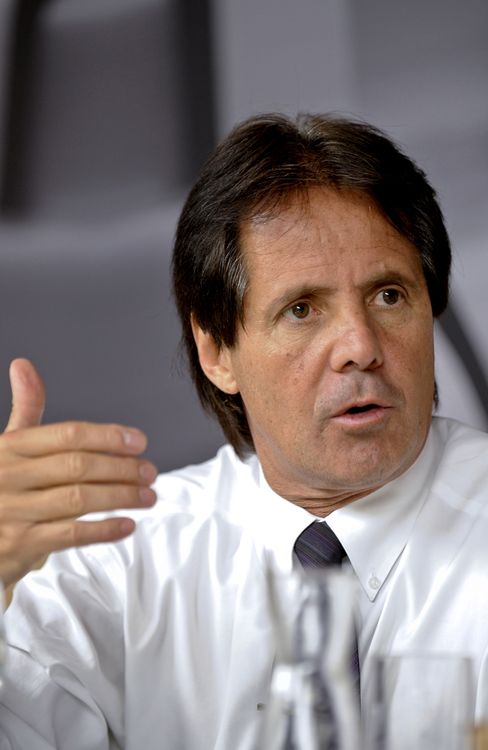 HRT Chief Executive Officer Marcio Mello