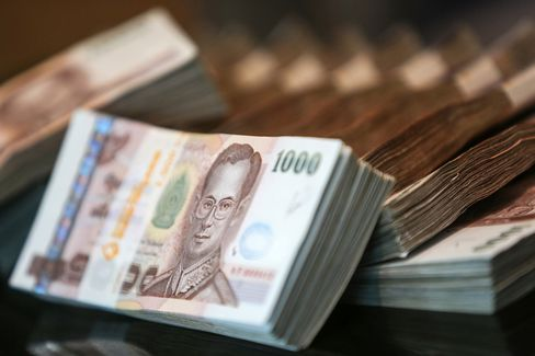Thailand's Baht Currency