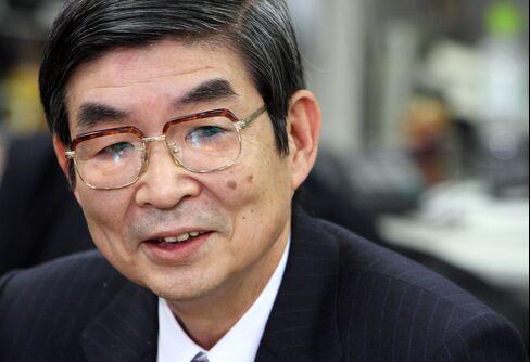 Mitsubishi UFJ CEO Katsunori Nagayasu