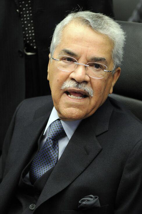 Saudi Arabia's Oil Minister Ali al-Naimi