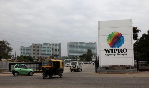Wipro Quarterly Net Beats Estimates as Outsourcing Orders Climb