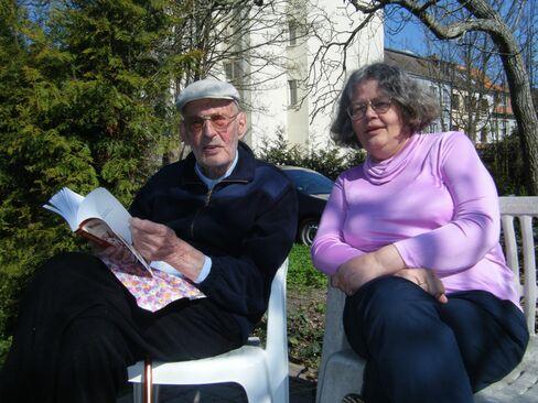 Robert Haeussler and Borghild Niemann