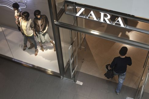 Inditex Reports 12% Profit Gain and Plans Further Expansion