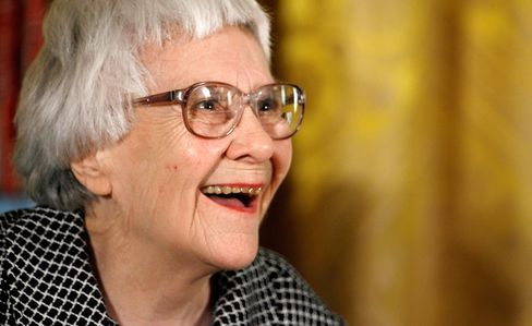 Harper Lee laid to rest at private funeral