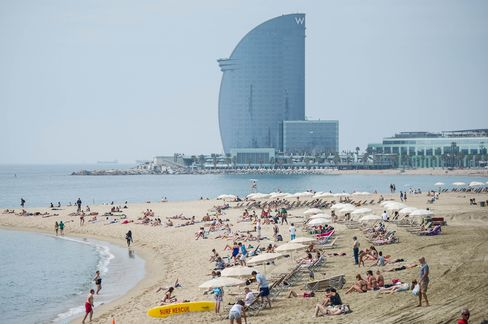 La Marbella Beach