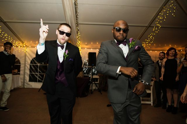 Leave the wedding playlist to the professionals, not your old college roommates.