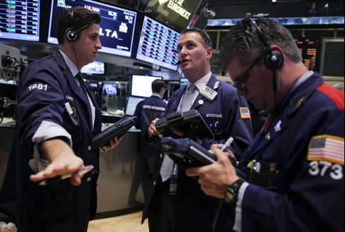 U.S. Stocks Little Changed After S&P 500 Climbs to Record High