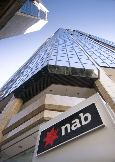 National Australia Bank's First-Half Profit Increases 16%