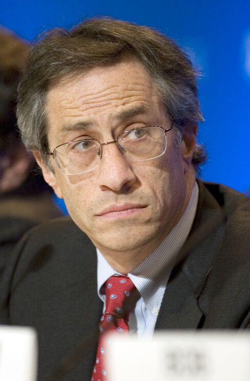 Larry Leibowitz of NYSE Euronext