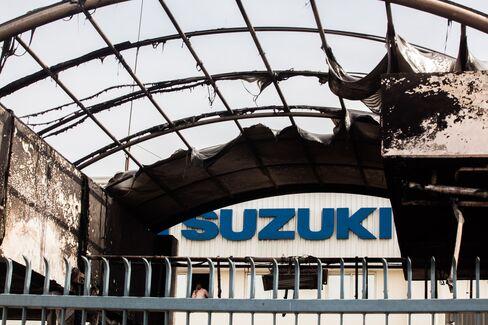 Maruti Suzuki Violence May Signal Broader India Labor Time Bomb
