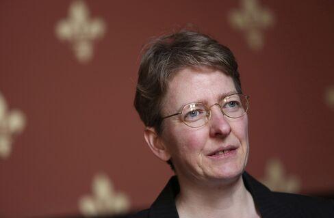 University of Cambridge Economics Professor Petra Geraats