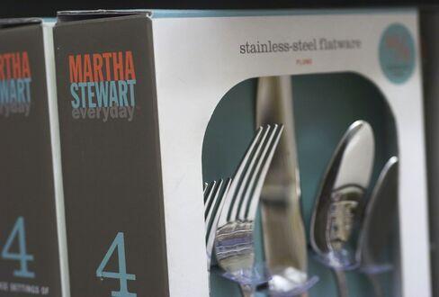 Macy's Makes Final Bid to Block Martha Stewart Goods at Rival