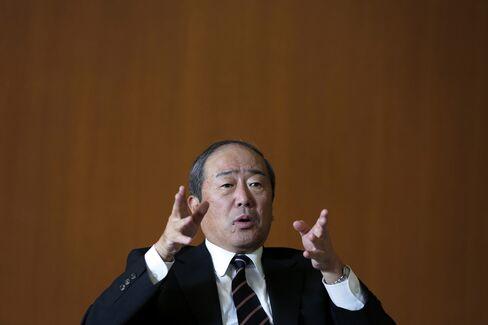 Idemitsu Kosa Incoming President Takashi Tsukioka