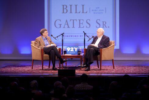 Gates Family Battles Ballmer over Tax