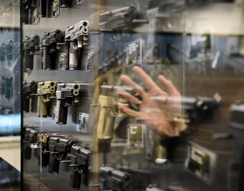 NRA Gun Win After 2012 Losses Shows Gap for Control Allies