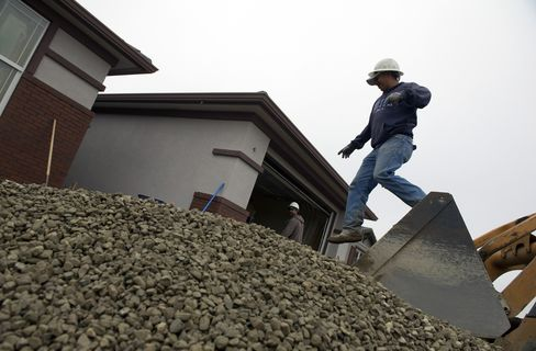 U.S. Probably Started Work on More Homes in January