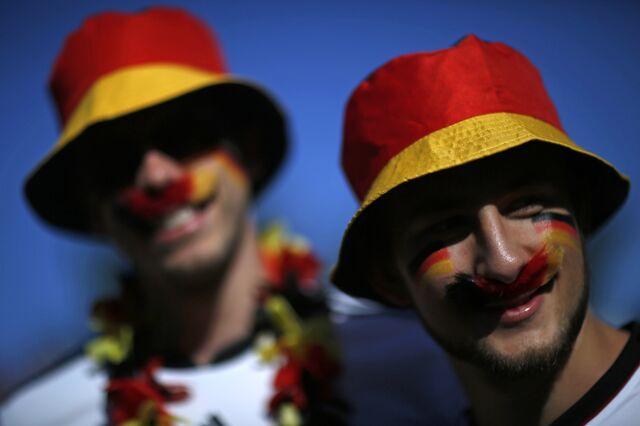 Germany resurgent and no longer humble.