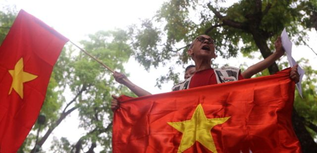 Chinese aggressiveness has infuriated Vietnamese and pushed them closer to Washington.