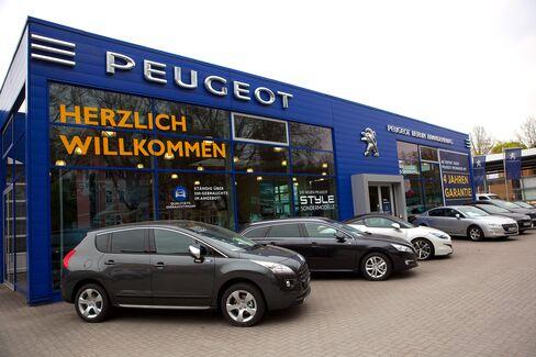 Germany car sales