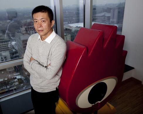 Sina Corp. CEO Charles Chao