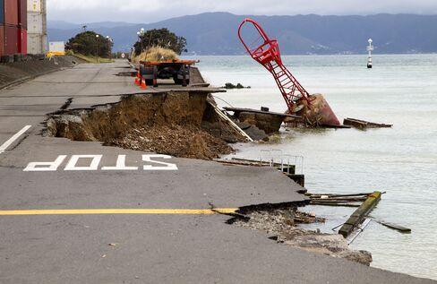 Earthquake Sends Kiwis Screaming From Wellington Buildings