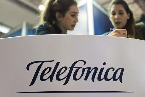 Telefonica Earnings Exceed Estimates on Latin American Demand