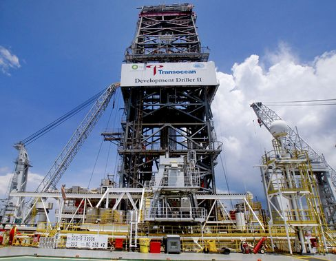 Transocean Stock Sale Doesn't End Junk Threat